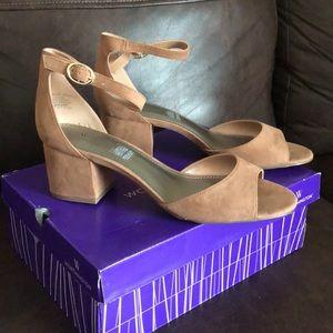 061c1a22f5ad Worthington Shoes - Worthington Womens Ischia Pumps Buckle Open Toe